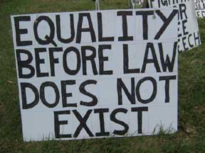 equality befor law