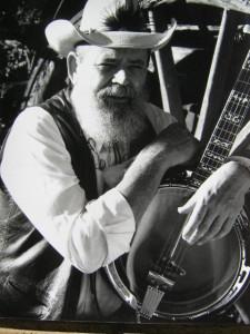 me and banjo