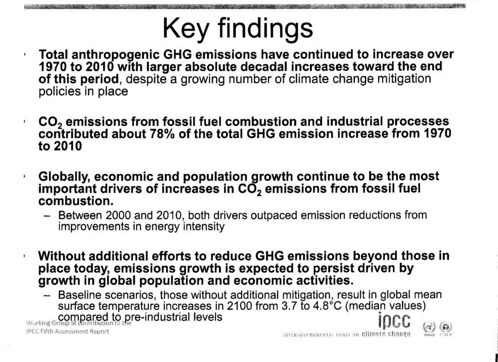 IPCC scan
