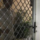 craig at front door