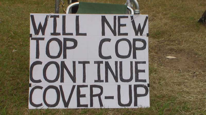 will new top cop