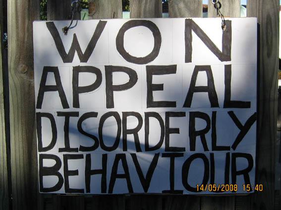won appeal